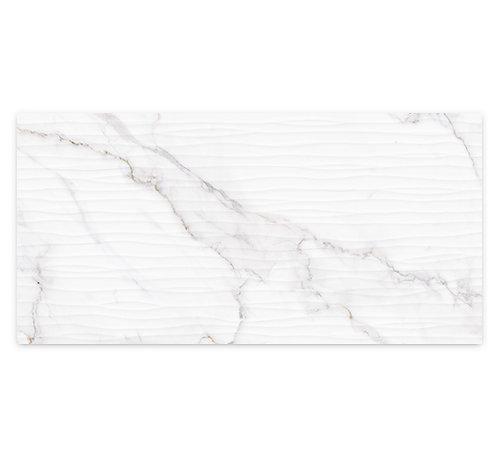 LARA стена белая LRL051 30х60