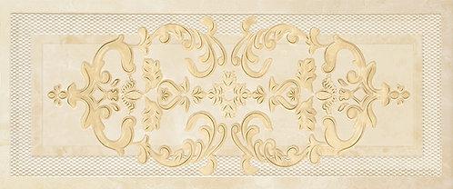 Декор Palladio beige 01 25х60