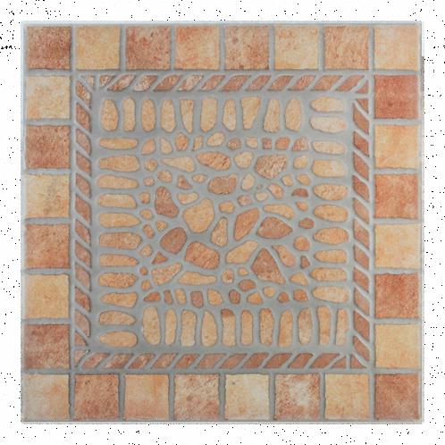 Напольная Помпеи 1PM0013 33х33х8 см