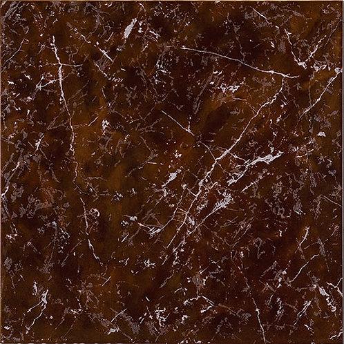 Напольная Пьетра коричневый 43x43 см