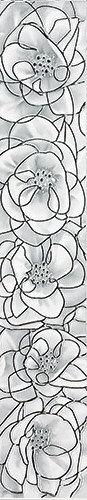 Бордюр вертикальный Брина 7x40 см