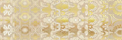 Декор Serenata beige 01 25х75