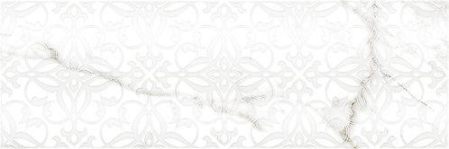 Декор Velutti white decor 01 250х750
