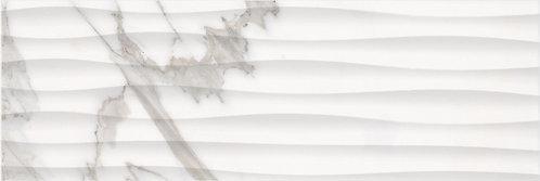 Настенная Миланезе Дизайн каррара волна 200х600