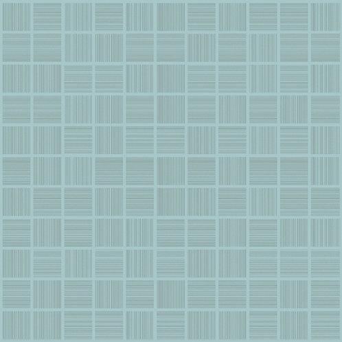 Напольная керамогранит гл. голубой 30х30