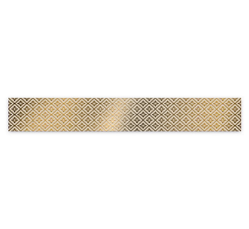 Стеклянный бордюр UG1A062 4,8х60