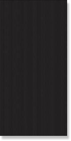 Настенная черный  глян. 20х40 1041-0118