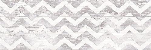 Плитка настенная ШЕББИ ШИК декор серый 1064-0098 20х60