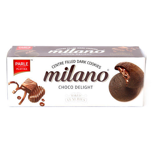Parle Milano Choco, 75 g Pack Of 2