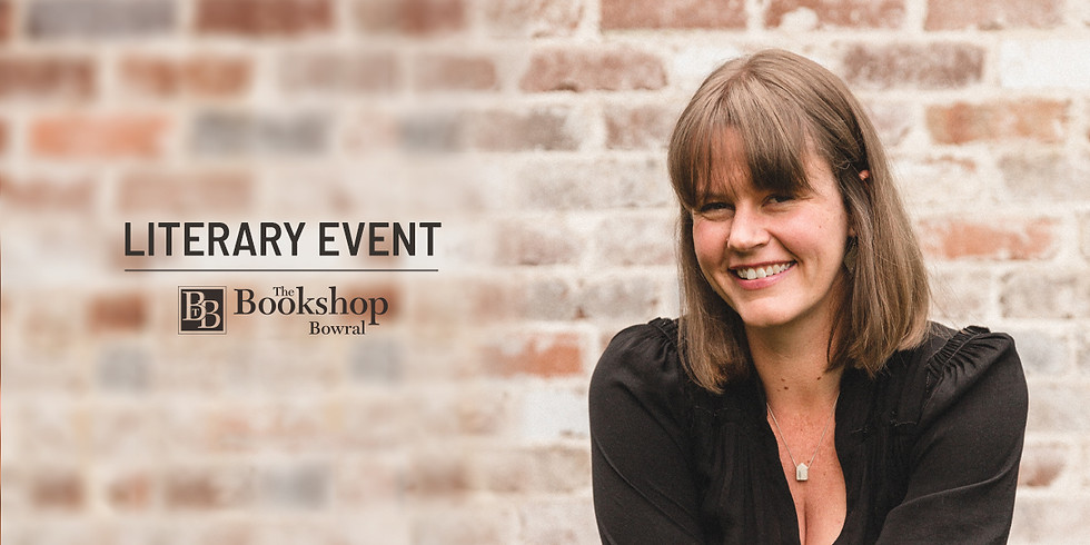 A Literary Morning Tea with Brooke McAlary