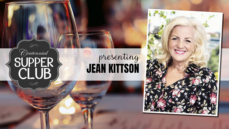 Supper Club with Jean Kittson