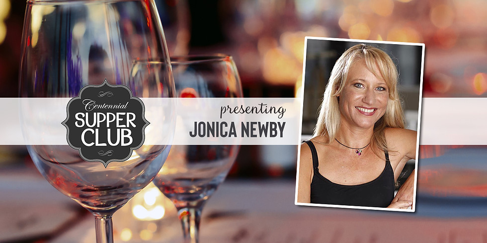 Supper Club with Jonica Newby