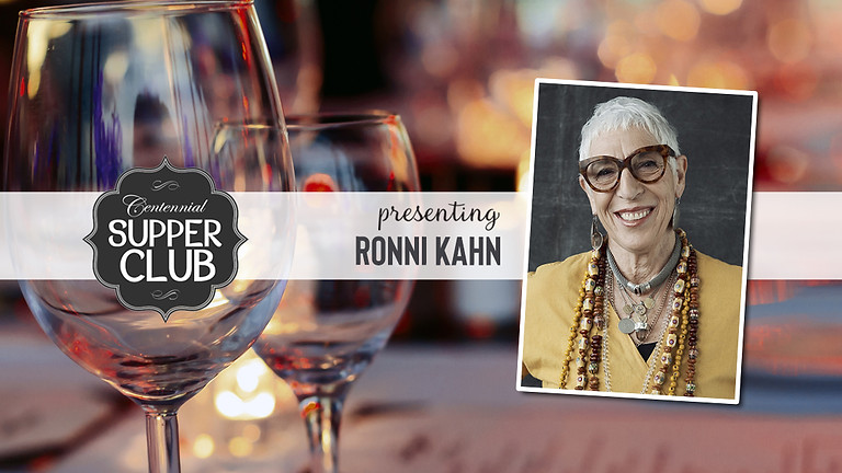 Supper Club with Ronni Kahn