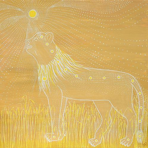 Lioness of Light – Return of the Solar Feminine