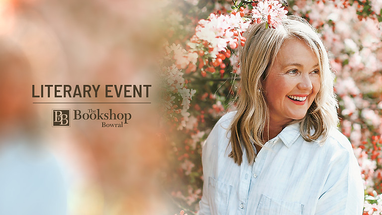 A Literary Morning Tea with Sophie Hansen