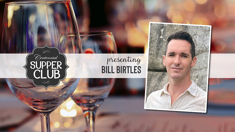 Supper Club with Bill Birtles