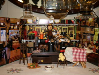 real dolls house.