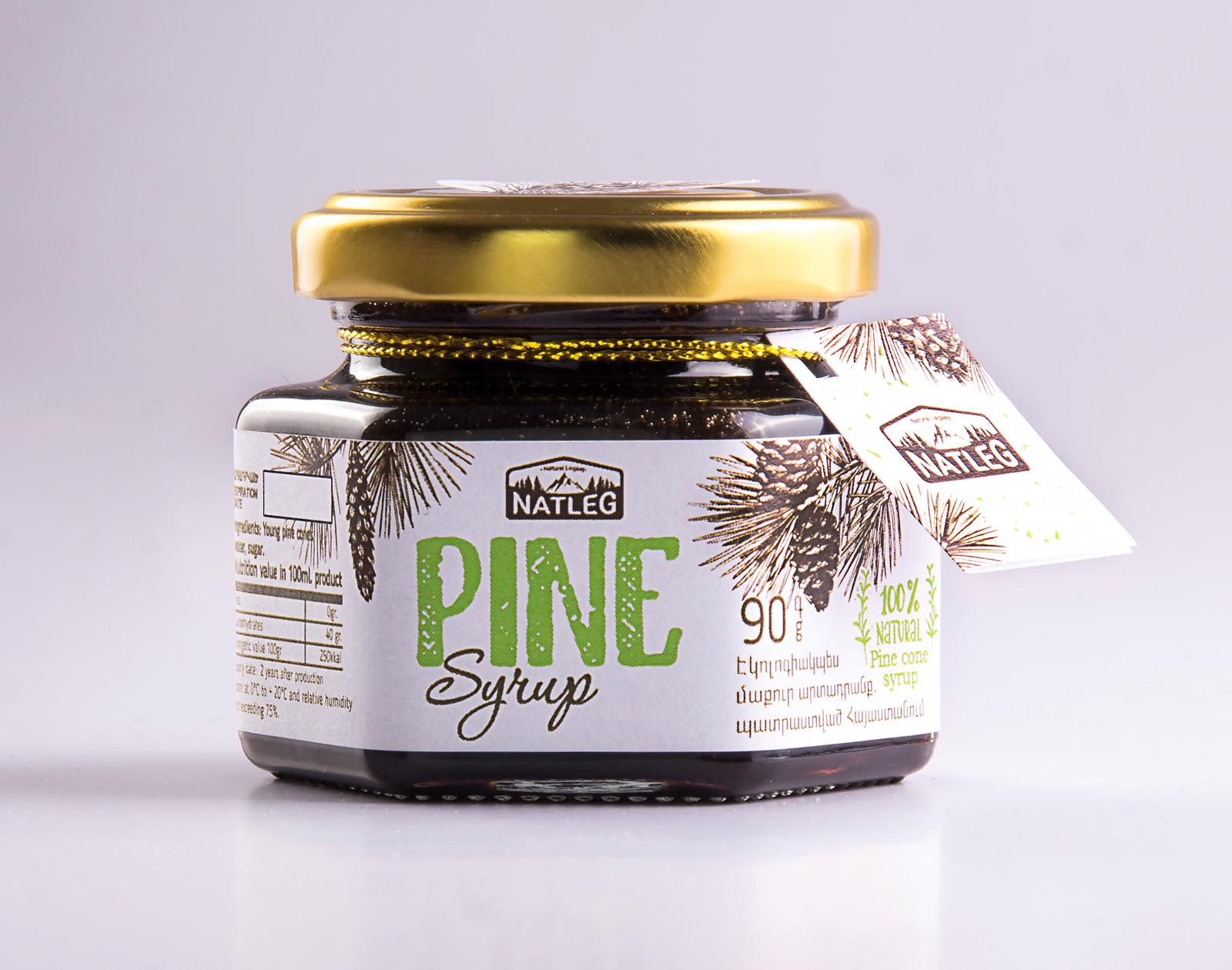 Pine Syurp