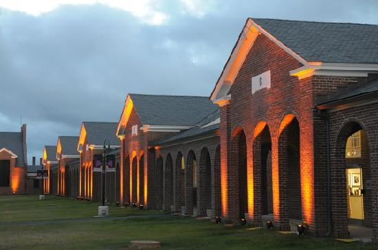 Workhouse at Night