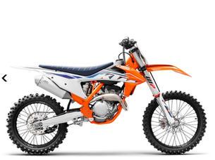 2022 KTM 250 SX-F Price 385,000