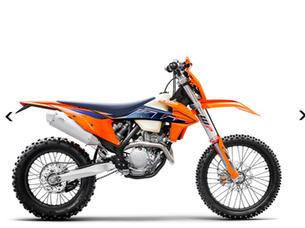 KTM 250 EXC-F 2022 Price 460,000 THB