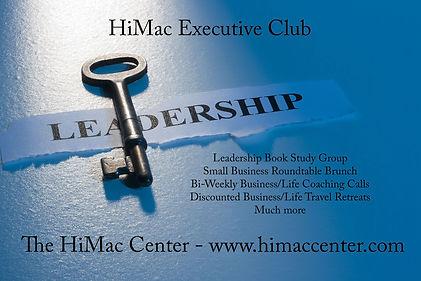Himac exectutive club membership 4 - Cop