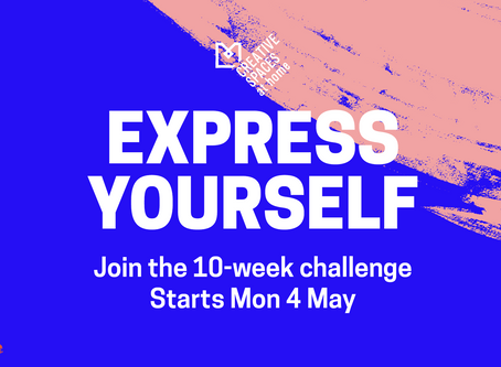 Express Yourself! 10-Week Challenge