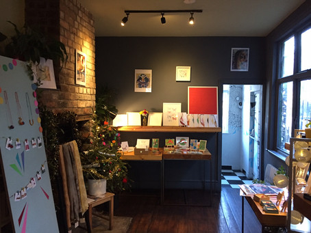 Pop Up Gift Shop - Mcr Artists and Makers