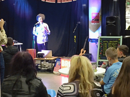 Manchester artists perform alongside new youth music