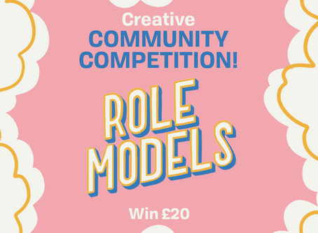 Elisha's Role Model Drawing Challenge! Take part in this Bolton youth art competition.