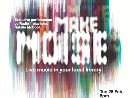 Creative City helps bring live music events to Manchester Libraries