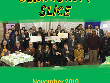 Community Slice! Participatory Budgeting Led by Young People in Bolton