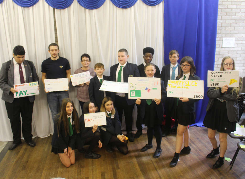 Youth-Led Participatory Budgeting