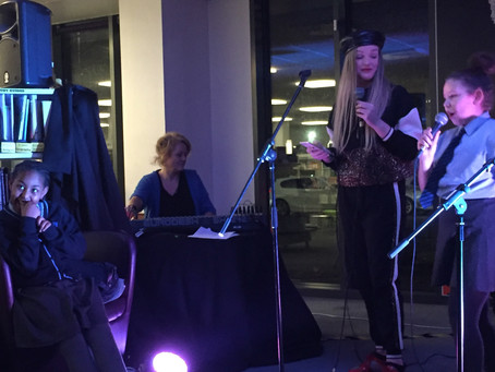 Creative Community Library Late Celebrates Local Voices in Longsight