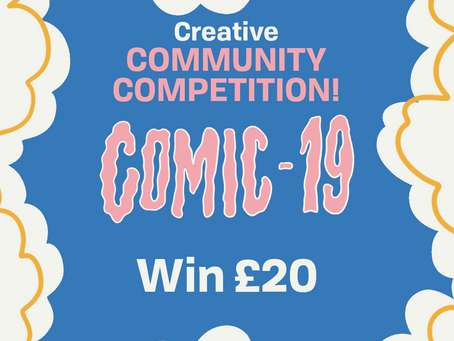 Brooke's Superhero Art Challenge! Take part in this Bolton youth creativity competition.