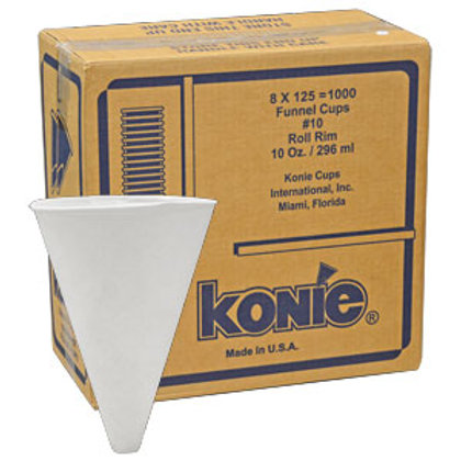 Paper Funnel (125/Sleeve)