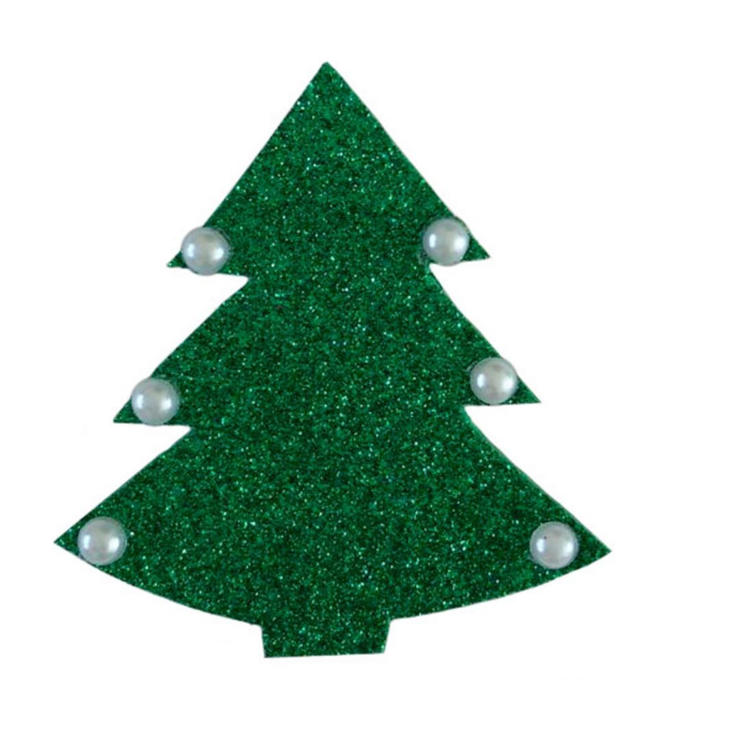 Aplique Natal Árvore M