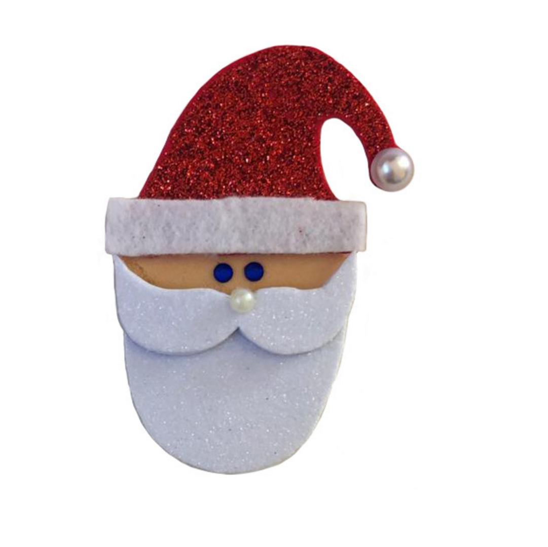 Aplique Natal Papai Noel