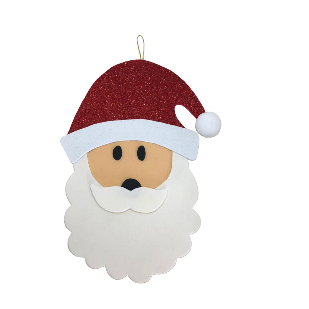 Enfeite Natal Papai Noel