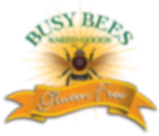 Busy Bees Gluten Free Baked Goods logo