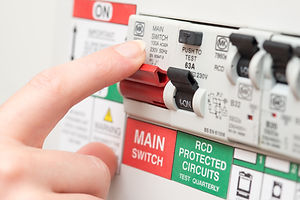 RCD safety is vital