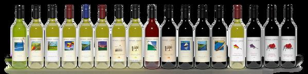 Our full range of wines