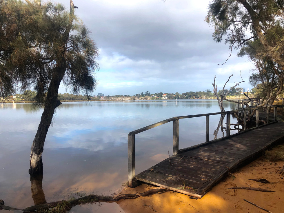 Flat to Ascot Waters