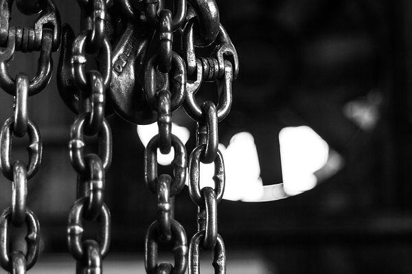 Chain & fan
