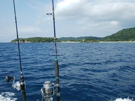 久しぶりの釣行