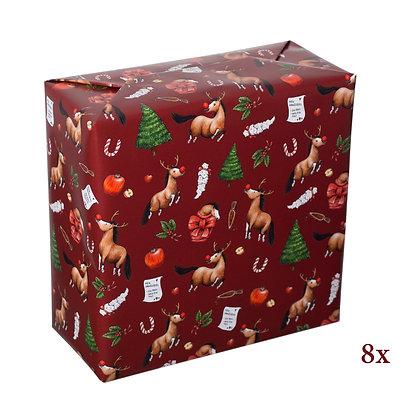 """Geschenkpapier """"Weihnachten"""""""