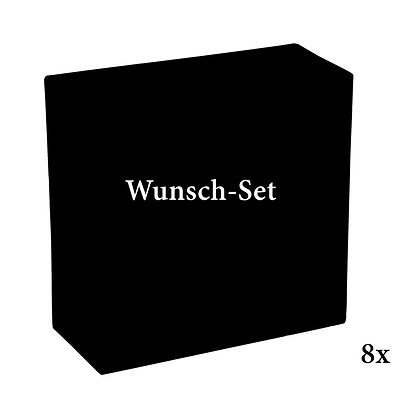Geschenkpapier Wunsch-Set