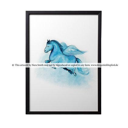 """Print """"Pegasus"""""""