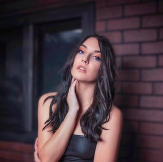 Model: Krista Hyatt Photographer: F Stop