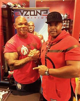 Gym Swag Fitness | Kenneth Flex Williams